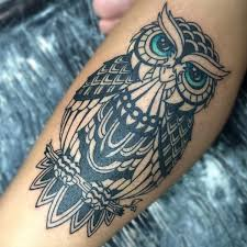 Owl Tattoos - 122 amazing owl tattoos their meanings
