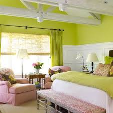 Curtains Pink And Green Ideas Apple Green Walls Design Ideas