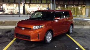 scion 2012 metro scion u0027s 2012 scion xb release series rs 9 0 youtube