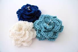 Crochet Designs Flowers Crocodile Stitch Flower B Hooked Crochet
