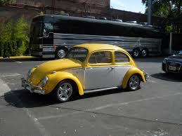 volkswagen bug white custom wheels vws in portland