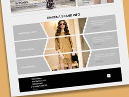 website design ideas 2017 web design ideas for new autumn winter collection 2016 2017 by