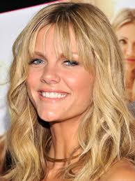 before and after pics of triangle face hairstyles brooklyn decker hairstyles with bangs for triangle faces