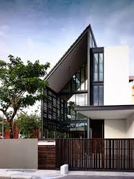 Modern Terrace House Design Renovated Terrace House Malaysia Modern