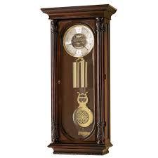 Howard Miller Chiming Mantel Clock Pendulum Wall Clock Howard Miller Hermle Bulova Clockshops Com