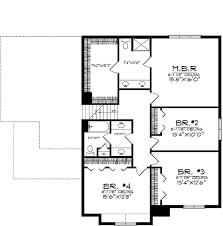 space saving house plans floor plan simple bedroom space efficient home plan floor plans