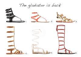 the gladiator sandal is back 18 gladiator sandals style barista