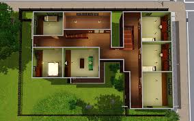 house style mod the sims japanese style house 13