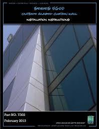efco s5600 outside glazed user manual 26 pages