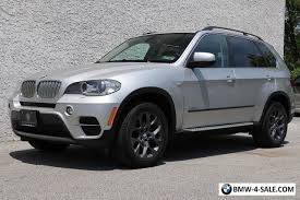 bmw x5 2013 for sale 2013 bmw x5 xdrive35i sport activity for sale in canada