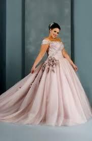 plus size pink wedding dresses colored plus size wedding dresses naf dresses