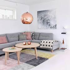 teppiche wohnzimmer wohnzimmer skandinavische teppiche schöne pastellnuancen