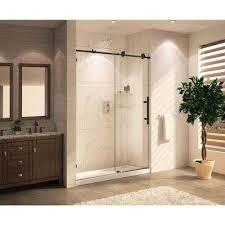 E Shower Door Republic Frameless Shower Doors Showers The Home Depot