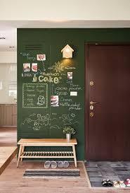 Kitchen Chalkboard Wall Ideas 29 Best Chalkboard In Kitchen Images On Pinterest Blackboard