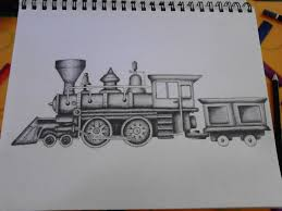 23 best croquis train images on pinterest draw locomotive and diy