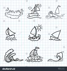 hand drawing cartoon on graph paper stock vector 136918097 hand drawing cartoon on graph paper illustrator background eps10