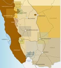 africa map kalahari africa travel namib desert