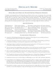 hr resume templates amusing hr director resume 36 in good resume objectives with hr