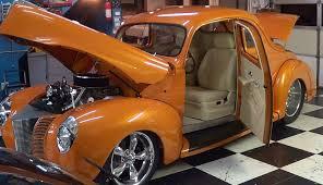 1940 Ford Pickup Interior 1940 Ford Street Rod Pro Auto Custom Interiors Youtube