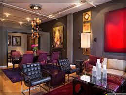 Wohnzimmer Ideen Violett Moderne Häuser Mit Gemütlicher Innenarchitektur Geräumiges