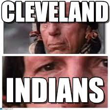 Cleveland Meme - cleveland crying indian 2 meme on memegen