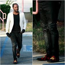 what u0027s he wearing will i am u0027s christian louboutin