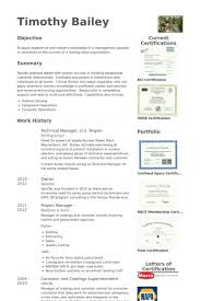 Technical Project Manager Resume Examples by Technical Manager Resume Samples Visualcv Resume Samples Database