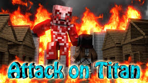 attack on titan attack on titan mod 1 7 10 defeat evil giant mobs 9minecraft net