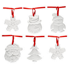 buy the assorted plaster tree ornaments by artminds at