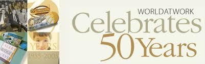 50th anniversary ideas worldatwork 50th anniversary