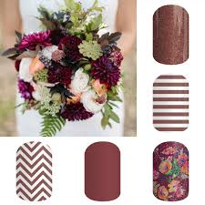 new color of the year nail wraps by jamberry showynails blog