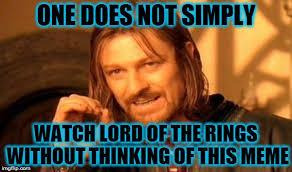 Meme One Does Not Simply - one does not simply meme imgflip