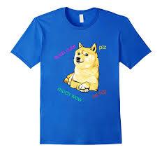 Doge Meme T Shirt - doge shiba inu meme t shirt rt rateeshirt