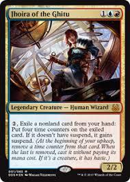 jhoira of the ghitu edh deck chaos commander deck