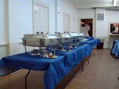 how to set a buffet table with chafing dishes party city chafing dish buffet set 24pc not a bad price for how