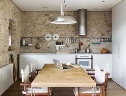 Wall Kitchen Design 15 Kitchen Designs With Wall Rilane