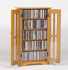 leslie dame wall hanging multimedia cabinet in oak walmart com