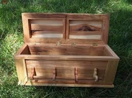 hand crafted 14 inch halloween mini vampire casket doll casket