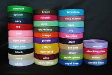 grosgrain ribbon bulk craft ribbons bows wholesale lots ebay