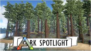 of arkansas cus map redwoods forest biome preview ark survival evolved map