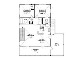 Garage Apartment Plan 2 Bed 1 5 Bath Open Floor Plan 2 Bay Garage Apartment Plan