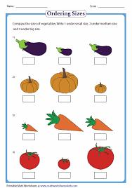 math worksheets 2nd grade math worksheets comparing ordering