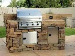 inexpensive outdoor kitchen ideas outdoor kitchen ideas cheap alhenaing me
