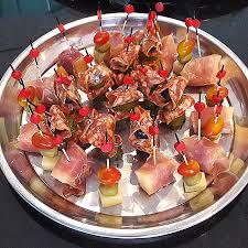 cuisine canapé canapé buffetfor 60 food pattaya
