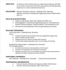Resume Example Templates by Resume Examples For Entry Level Sample Entry Level Resume 8