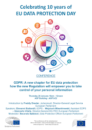 a brief history of the general data protection regulation