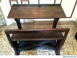 bureau ancien ecolier petit bureau ancien bureau occasion petit bureau ecolier ancien