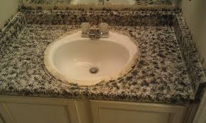 Faux Painting Ideas For Bathroom Instant Faux Granite Countertop Home Inspirations Design