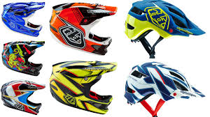 troy lee motocross helmets troy lee designs 2016 a1 d3 and d2 helmets bikeradar
