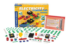 amazon com thames and kosmos electricity master lab toys u0026 games